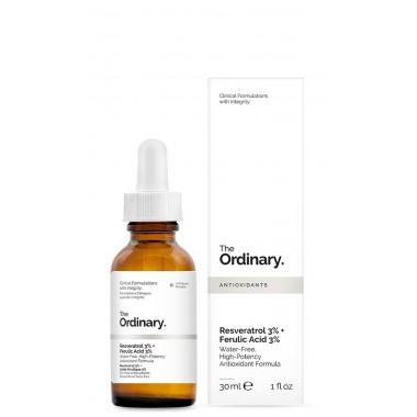 The Ordinary resveratrol+ferúlico 30 ml