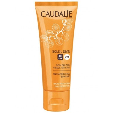 Caudalíe solar facial anti-edad 40 ml spf 30