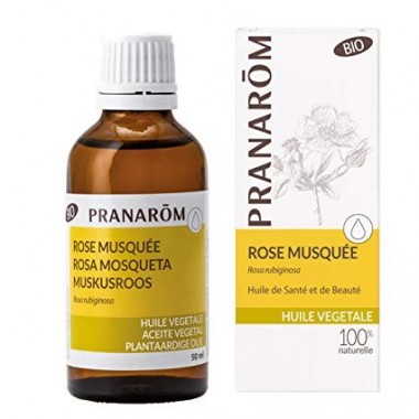 PRANAROM ACEITE DE ROSA MOSQUETA LIQUIDO 50 ML