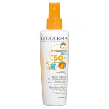 BIODERMA PHOTODERM KID SPF 50+ SPRAY200 ML