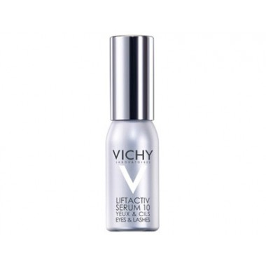 Vichy Liftactiv serum 10, ojos y pestañas 15 ml
