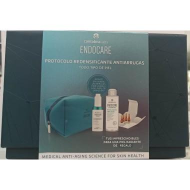 ENDOCARE CELLAGE PACK SERUM + MICELAR + AMP
