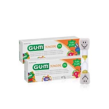 GUM DUPLO PASTA DE DIENTES JUNIOR