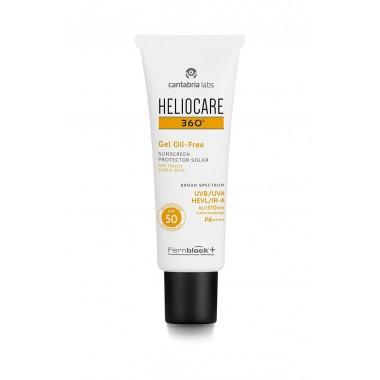 Heliocare 360 gel oil-free 50 ml