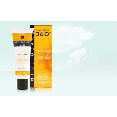 Heliocare 360 spf50 fluido cremoso 50 ml