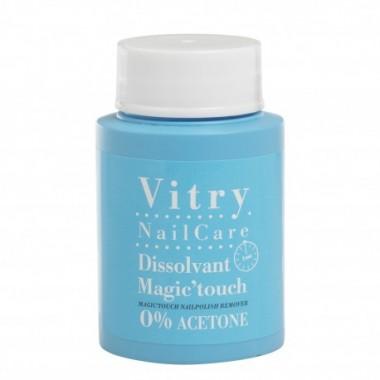 Vitry magic touch 0% acetona quitaesmalte