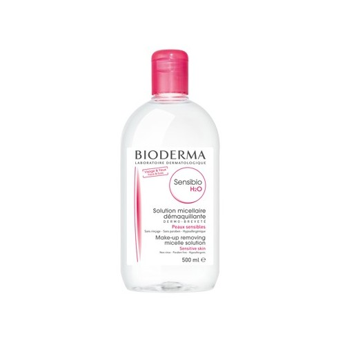 Bioderma Sensibio agua micelar 500ml
