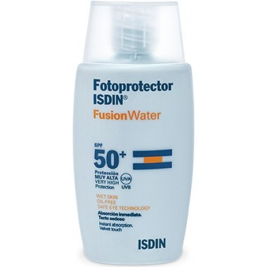 Isdin fotoprotector fusion water 50ml spf50+