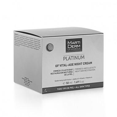 Martiderm vital-age night cream 50ml