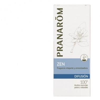 Pranarom mezcla para difusor zen