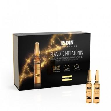 Isdin flavo-c melatonin 30 ampollas