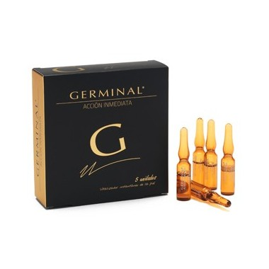Germinal 5 ampollas flash