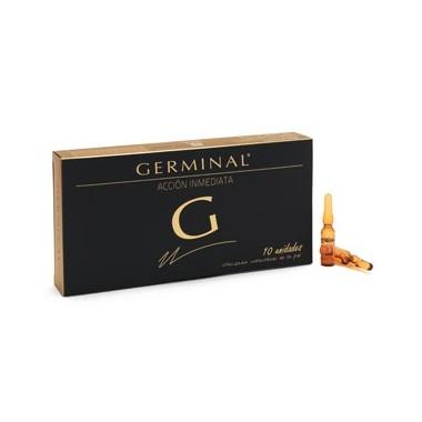 Germinal 10 ampollas flash